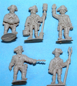 British Artillery Crews