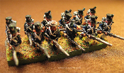 French Light Infantry Charging In Full Dress (1809)