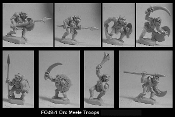 Orc Melee Troops