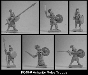 Ashurite Melee Troops