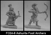 Ashurite Foot Archers