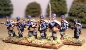 Wurttemburg Infantry Skirmishing