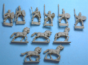 Heavy Cavalry 3rd-5th Cent.