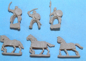 Medium Cavalry With Melee Weapons