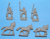 Medium Cavalry With Spear
