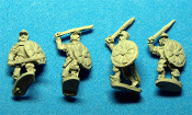 Spanish Sword And Buckler Infantry Late