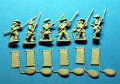 Early Ashirgaru Spearmen