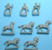 Getic Horse Archers