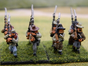 Confederates Marching