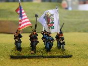 Union Infantry Command