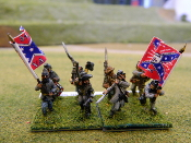 Confederate Infantry Command