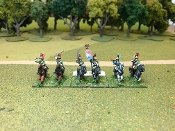 French Empress Dragoons