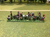 French Guard Foot Artillery A