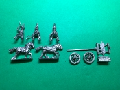 French Horse Artillery Limbers