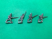 Prussian Line Infantry Charging