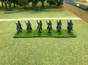 Light Cavalry Without Command