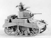 Stuart M3 Honey Light Tank