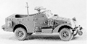M3 White Scout Car (Lend Lease)