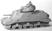 M3 Grant Tank With Sand Shields