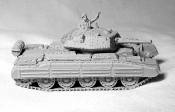 Crusader Mark III Tank 6 Pounder with Skirts