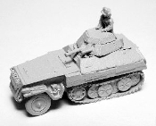 German Sdkfz 250/9 Neu Halftrack