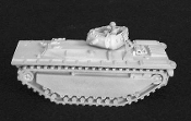 LVTA4 Amphib. Tank (Early) with TC Fig.