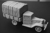 Citroen 1.5 Ton Truck with Canvas Top