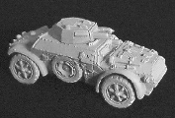 AB40 Armored Car (Twin MG