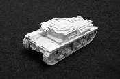 Carro Commando Command Tank For Semovente Units
