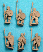 11Th - 13Th Century Spearmen