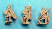 Spearmen In Roman Armor