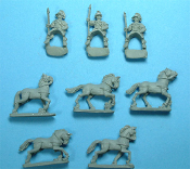 Classical Greek Medium Cavalry