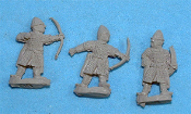 First Crusade Frankish Armored Archers