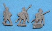 First Crusade Frankish Armored Spearmen