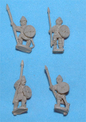First Crusade Spanish Spearmen
