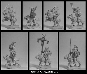 Orc Wolf Riders