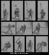 Illyrian Melee Troops
