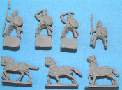 Heavy Cavalry With Melee Weapons