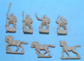 Light Cavalry With Melee Weapons