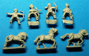 Mounted Cossack Horse Archers