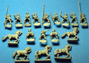 Noble Levy Cavalry