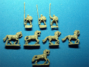 Spanish Heavy Cavalry Later Period