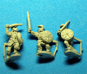 Spanish Sword and Buckler Infantry Early