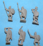Saracen Heavy Infantry