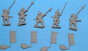 Late Ashigaru Spearmen