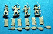 Ashigaru Foot Archers