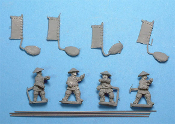 Early Ashigaru Pikemen