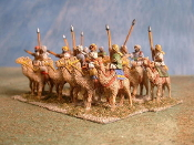 Ansar Camerly Spearmen