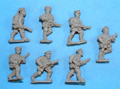 Infantry Advancing