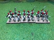 Egyptian Infantry